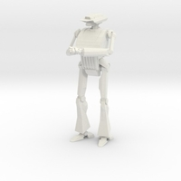 Small Star Wars T-Series Droid 3D Printing 254353