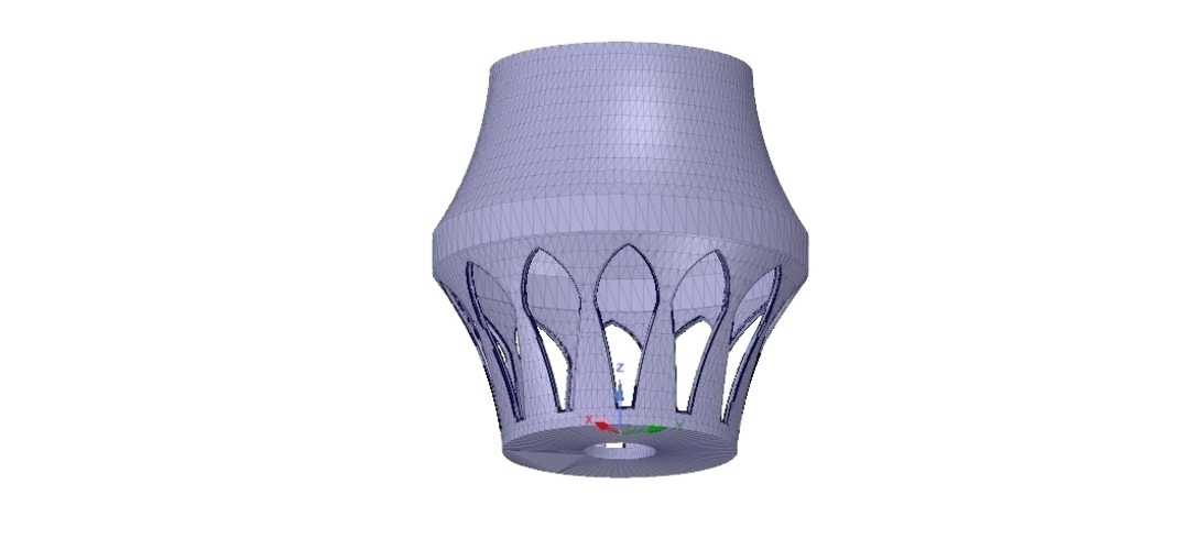 Lights Lampshade for real 3D printing  3D Print 254516