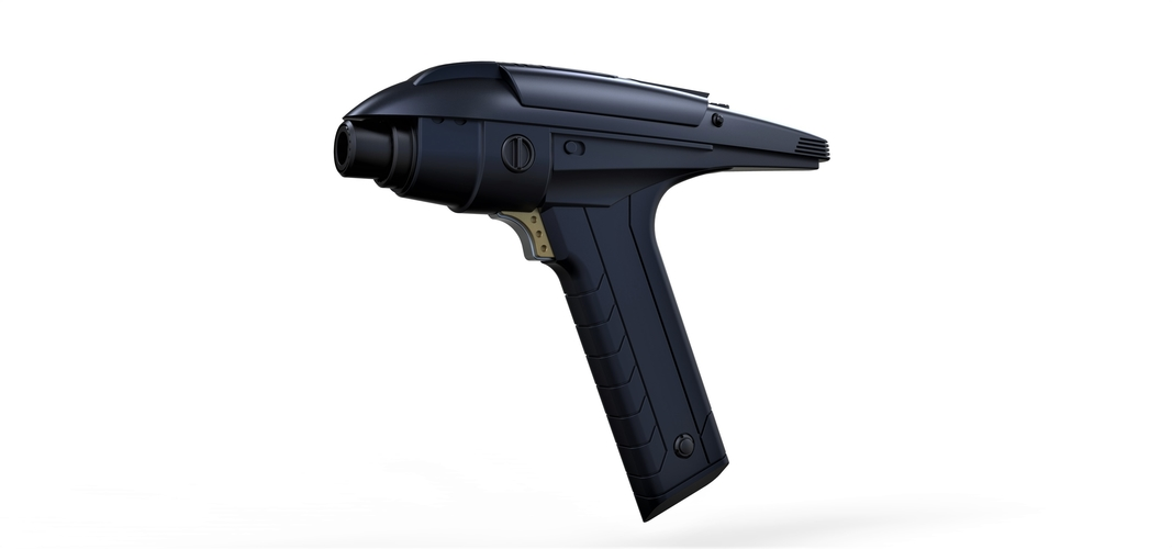 Accurate replica of Phaser from Star Trek Discovery Section 31 3D Print 254591