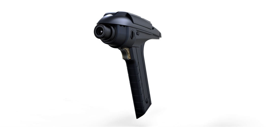 Accurate replica of Phaser from Star Trek Discovery Section 31 3D Print 254594