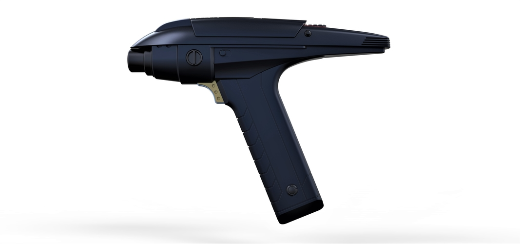 Accurate replica of Phaser from Star Trek Discovery Section 31 3D Print 254597
