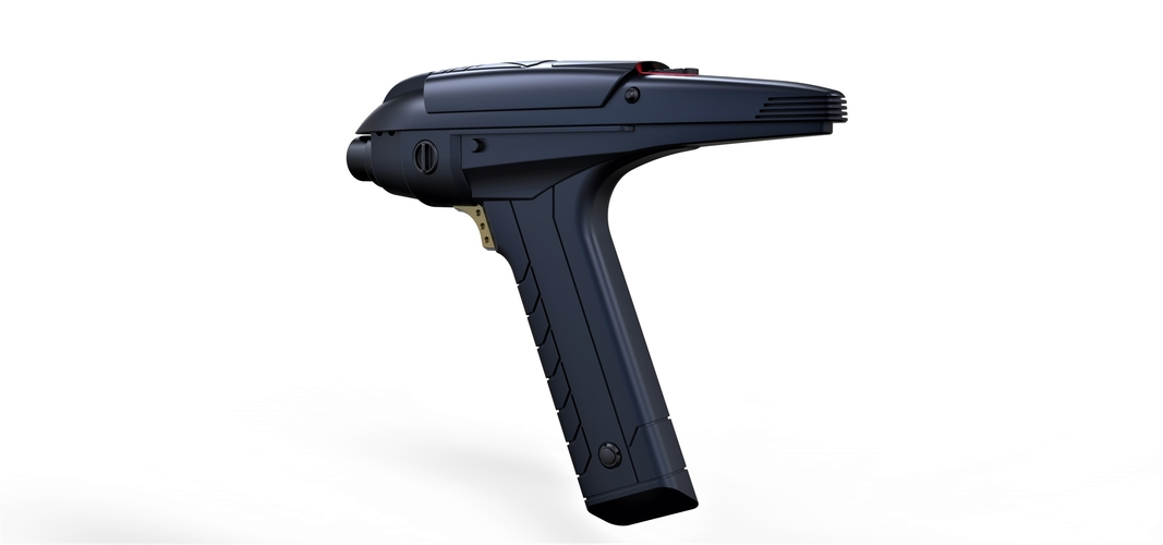 Accurate replica of Phaser from Star Trek Discovery Section 31 3D Print 254603