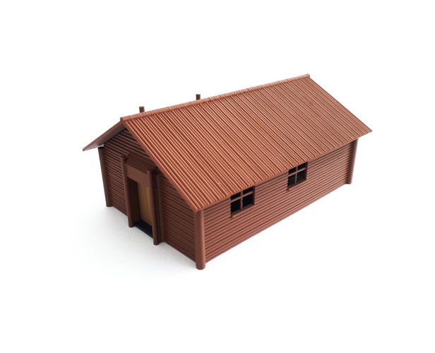 Farmhouse Two  3D Print 254661