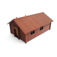 Small Farmhouse Two  3D Printing 254661