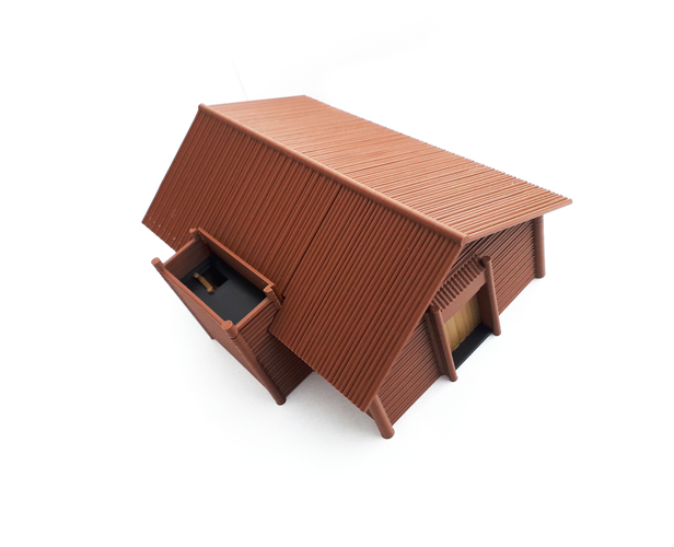 Farmhouse Two  3D Print 254662