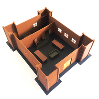 Small Commander's house 3D Printing 254678