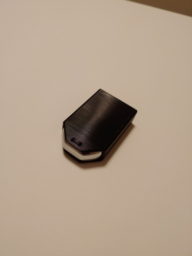 Honda Key Fob Cover (prevents unwanted button presses!) 3D Print 254799