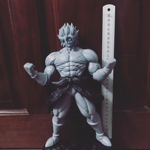 Broly version 01 from Broly movie 2019 3D Print 255452