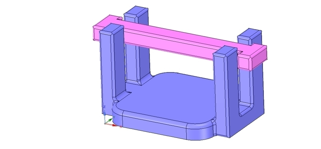 kitchen table napkin holder for outside garden real 3D printing  3D Print 255493