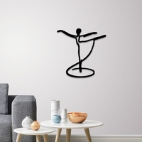Small Pale dancer wall art 3D Printing 255527