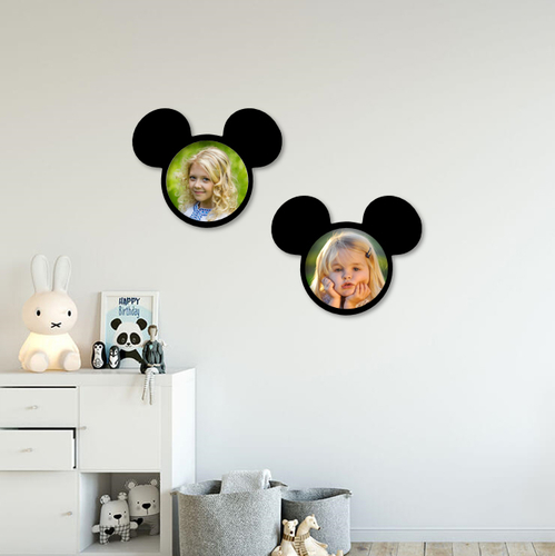MICKEY PHOTO FRAME FOR KIDS 3D Print 255611
