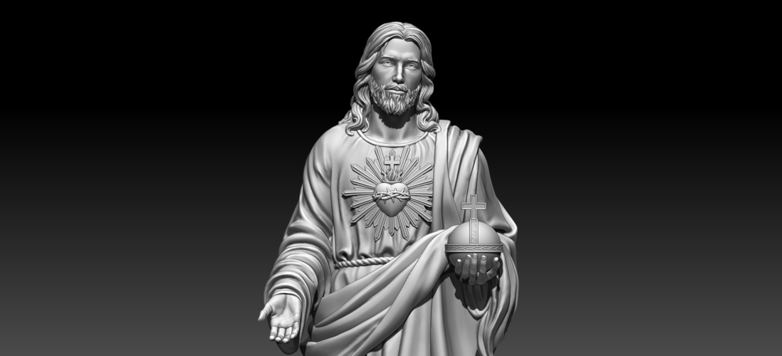 Almighty God 3D Print 255712