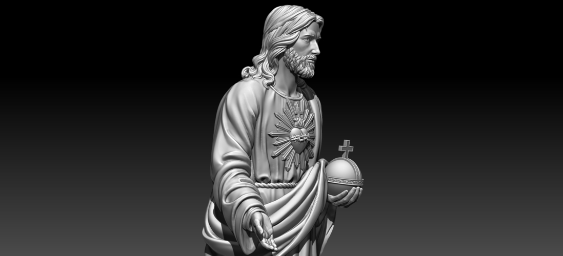 Almighty God 3D Print 255714