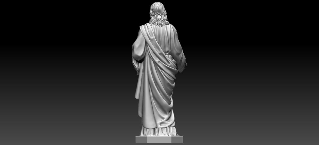 Almighty God 3D Print 255716