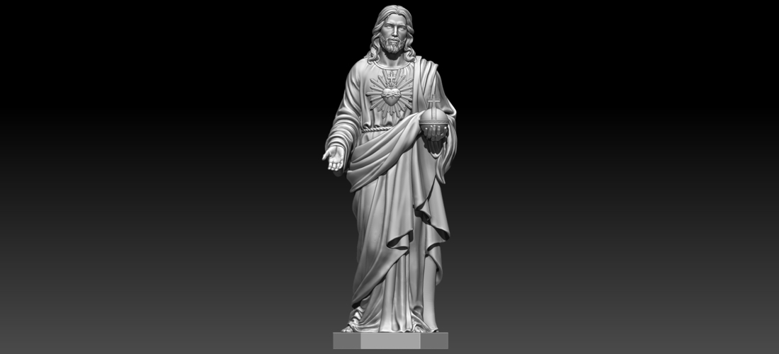 Almighty God 3D Print 255717