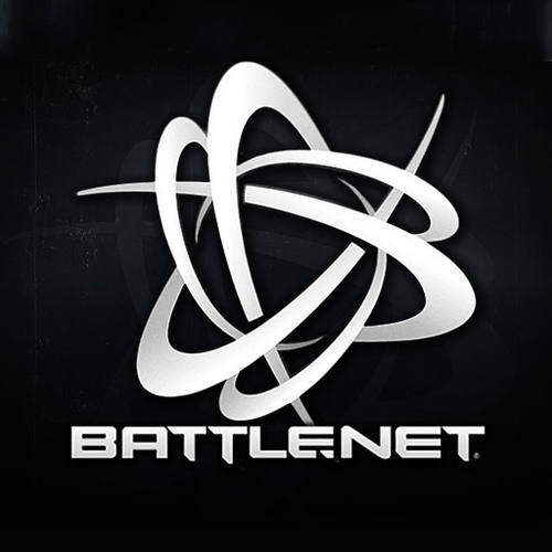 Battle.net coaster 3D Print 255731