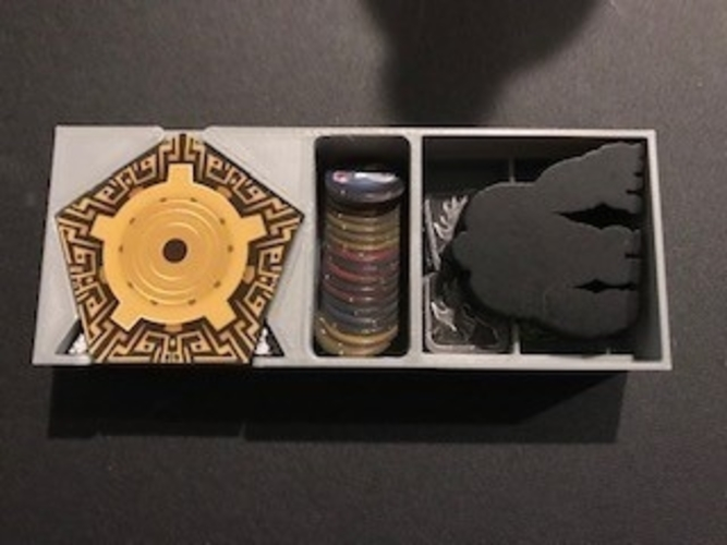 Clank board game insert 3D Print 255758