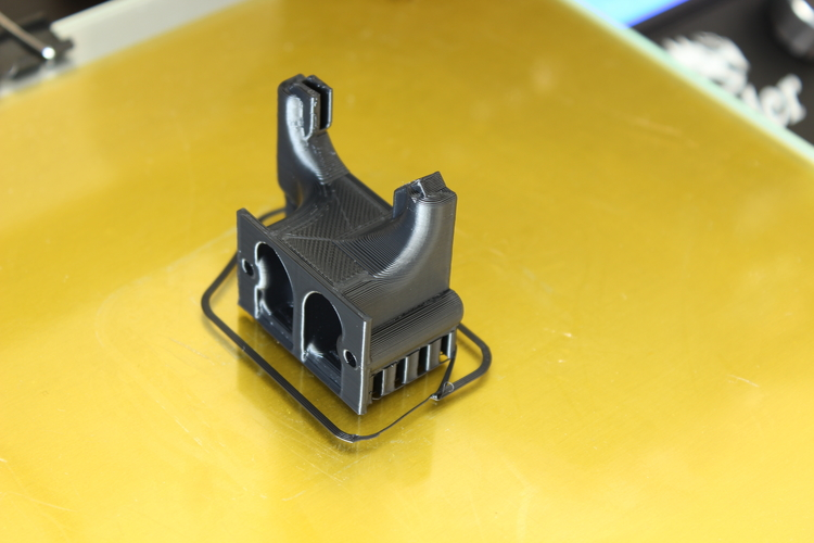 ENDER 3 EXTRUDER COVER COOLING AND MOUNT FOR BL TOUCH (3D TOUCH) 3D Print 255803