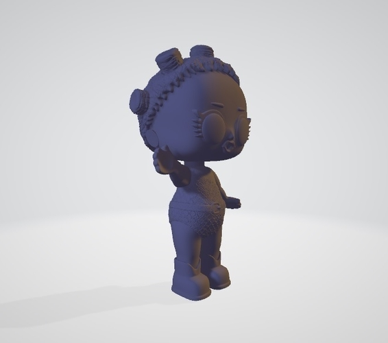 Lol Cosmic Queen   3D Print 256175