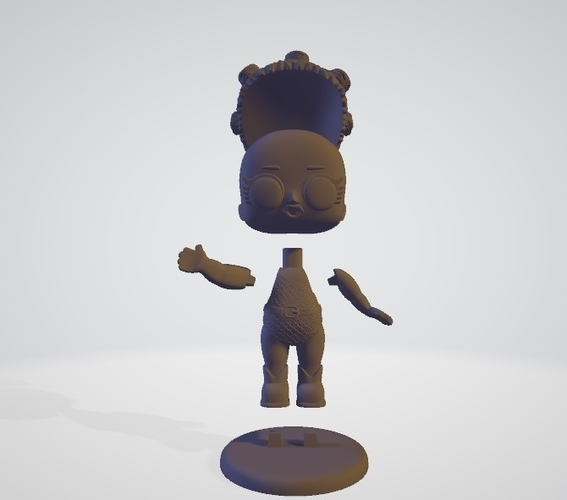 Lol Cosmic Queen   3D Print 256185