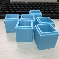 Small Extensible support block 3D Printing 256395