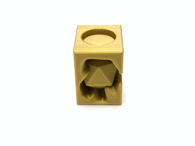 Tealight holder  3D Print 257348