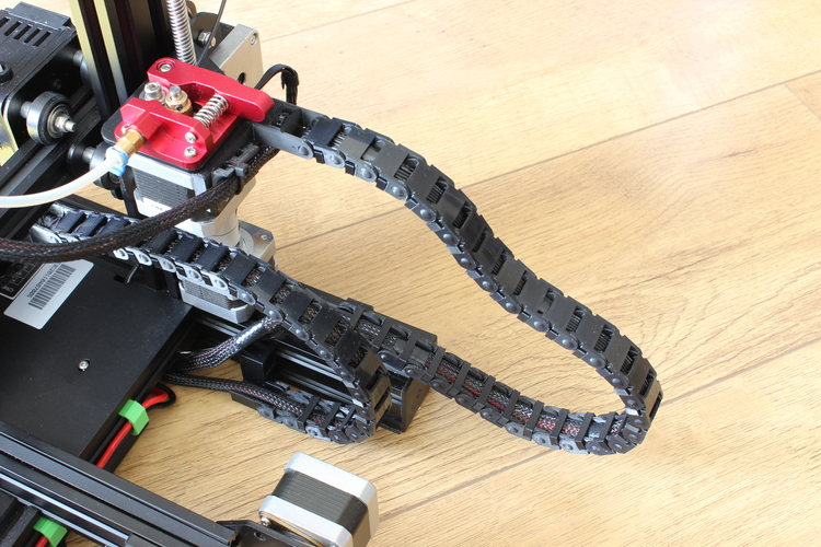 CABLE CHAIN FOR 3D PRINTER 3D Print 257380