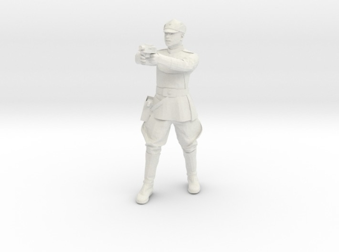 Clone Officer Set-1 Legion Scale  3D Print 257429