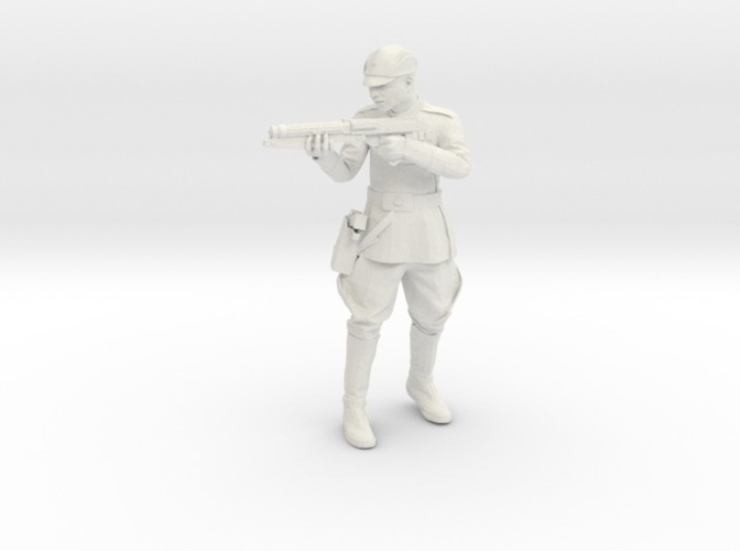 Clone Officer Set-1 Legion Scale  3D Print 257432