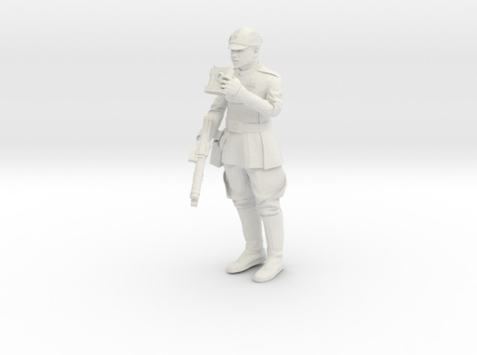 Clone Officer Set-1 Legion Scale  3D Print 257434