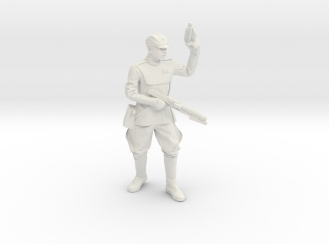 Clone Officer Set-1 Legion Scale  3D Print 257435