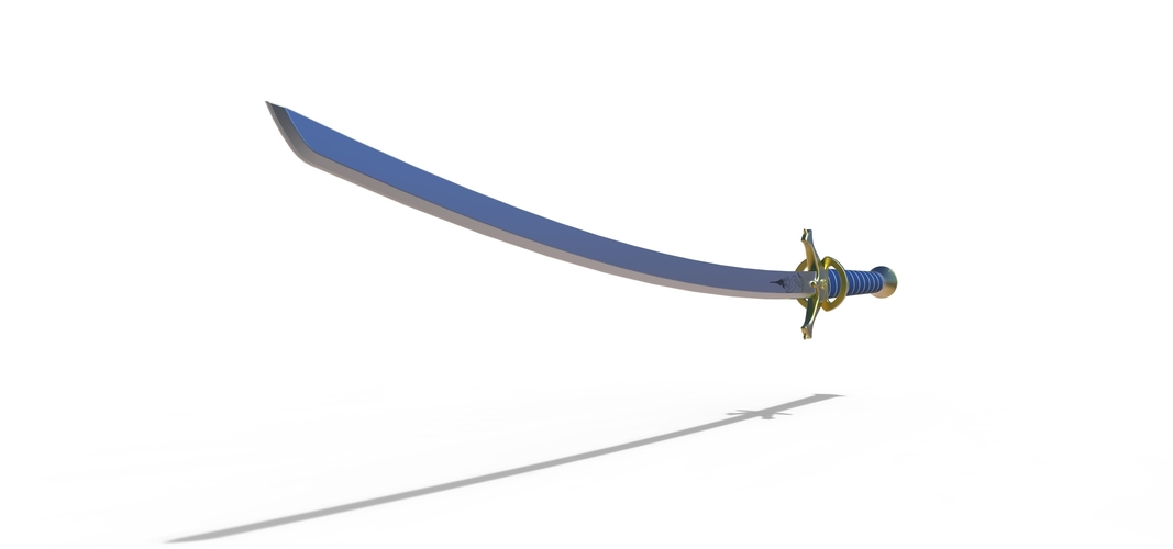 Heron Mark Sword from Wheel of time 3D Print 257562