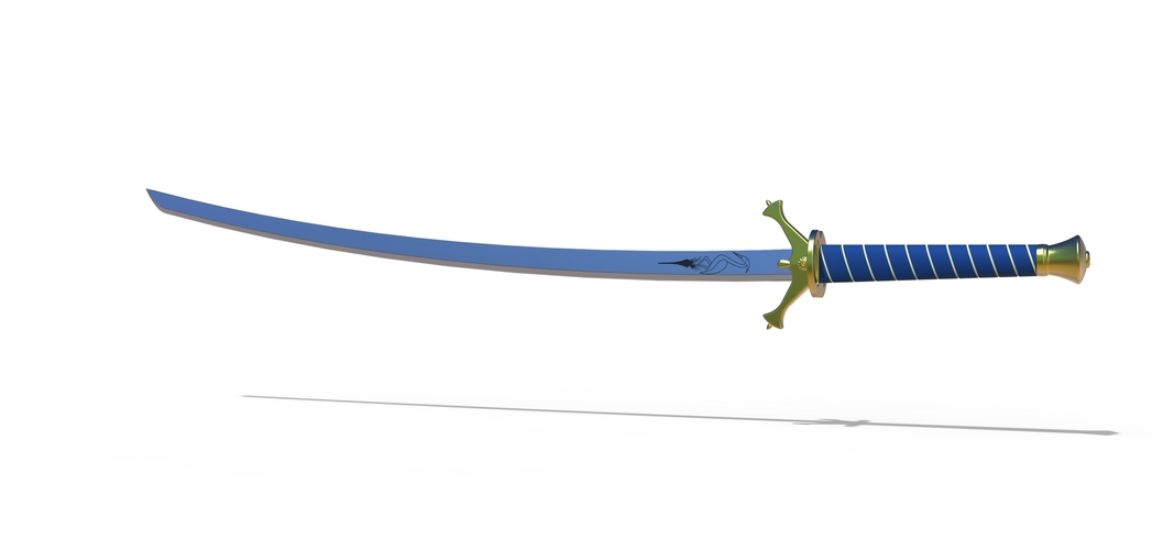 Heron Mark Sword from Wheel of time 3D Print 257568