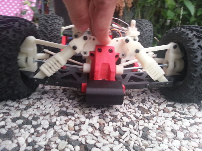 OpenRC 1:10 car shocks 3D Print 25773