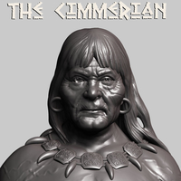 Small The Cimmerian 3D Printing 257818