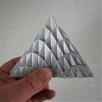 Small Sliceform Cone 3D Printing 258002