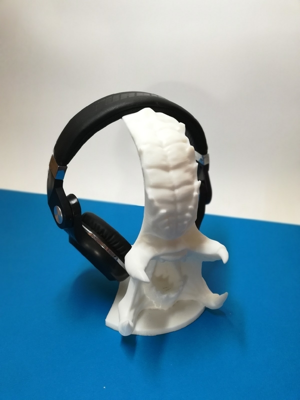 Medium PREDATOR for headphones 3D Printing 258331