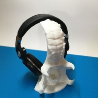 Small PREDATOR for headphones 3D Printing 258331