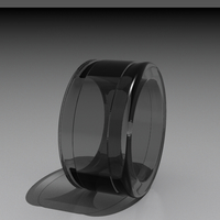 Small Ring model Keko  3D Printing 258423
