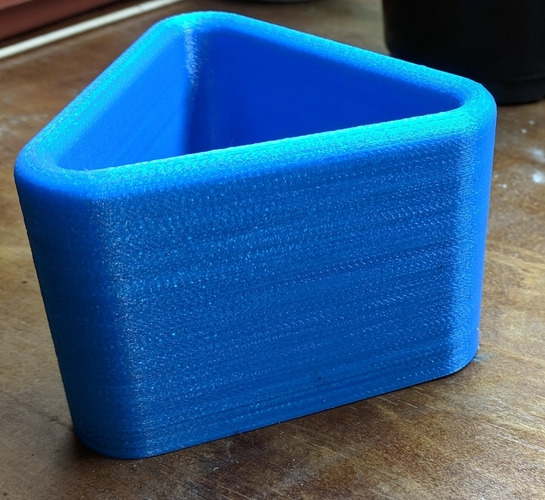 Triangle Planter 3D Print 258764