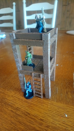 Guard / Watch Tower 3D Print 258774