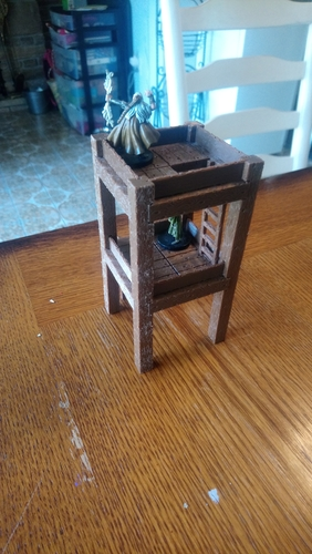 Guard / Watch Tower 3D Print 258775