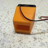 Small A Simple Mosfet Fan Duct 3D Printing 25883