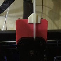 Small Zortrax Hot End Filament Guide 3D Printing 25890