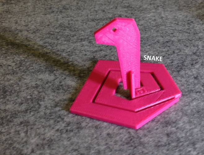 Simple Animals 7 3D Print 25915