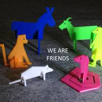 Small Simple Animals 7 3D Printing 25917