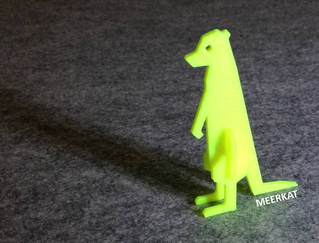 Simple Animals 7 3D Print 25918