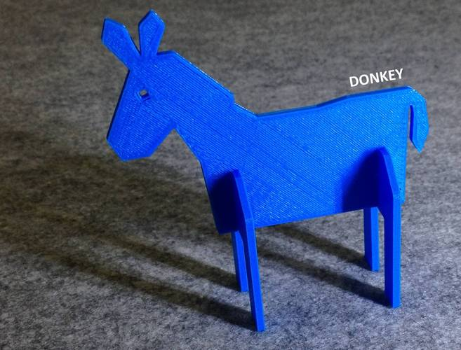 Simple Animals 7 3D Print 25920