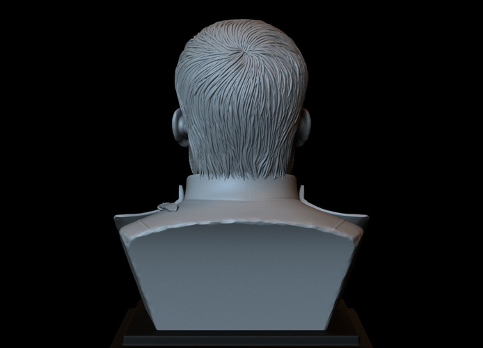 Jaime Lannister, Game Of Thrones Portrait, Bust, 200mm 3D Print 259391