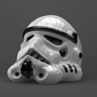 Small 3d Ring Stormtrooper 3D Printing 259446